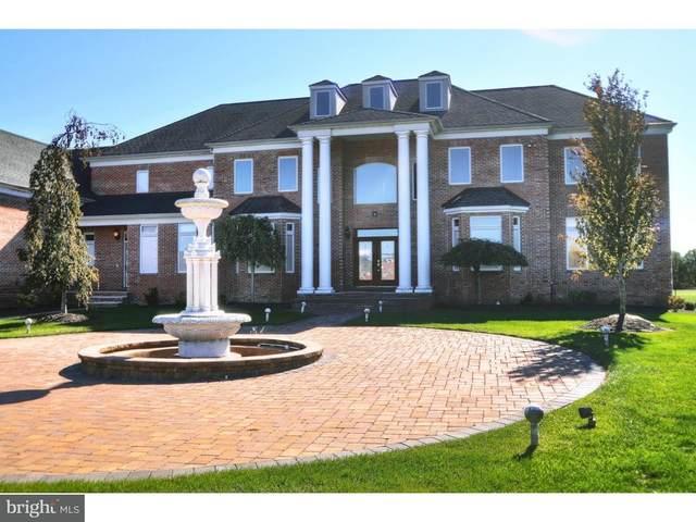 9 E Nicola Court, Cranbury, NJ 08512 (MLS #2100565) :: Kiliszek Real Estate Experts
