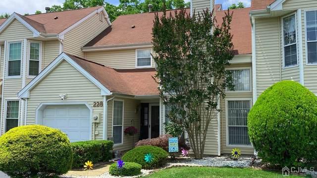 228 Daffodil Drive, Freehold Twp, NJ 07728 (MLS #2100600) :: William Hagan Group