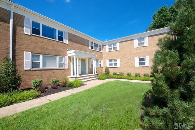 172 Evergreen Road 17B, Edison, NJ 08837 (MLS #2101042) :: REMAX Platinum
