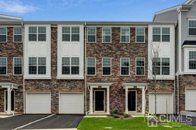 107 Emerald Drive, Branchburg, NJ 08876 (MLS #2101190) :: The Sikora Group
