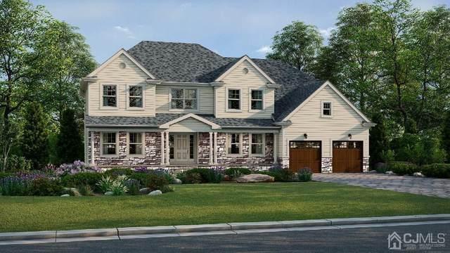 105 Scarborough Road, Montgomery, NJ 08502 (MLS #2101243) :: The Sikora Group