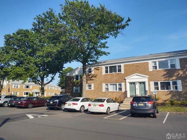 192 Evergreen Road 13B, Edison, NJ 08837 (MLS #2101251) :: REMAX Platinum