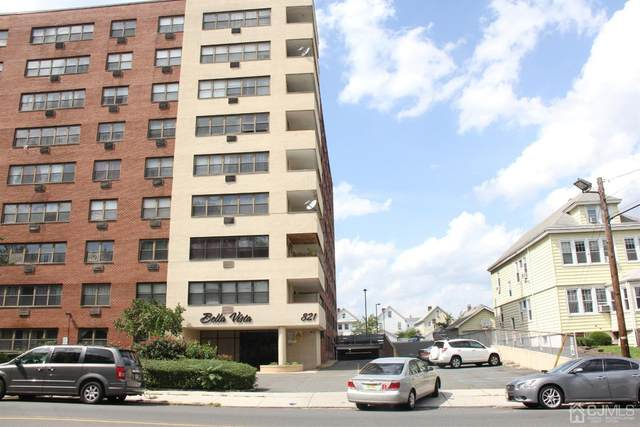 821 Jersey Avenue 4D, Elizabeth, NJ 07202 (MLS #2102369) :: RE/MAX Platinum