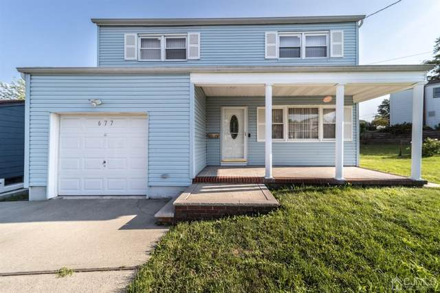 677 Hunter Avenue, Perth Amboy, NJ 08861 (MLS #2102499) :: The Dekanski Home Selling Team