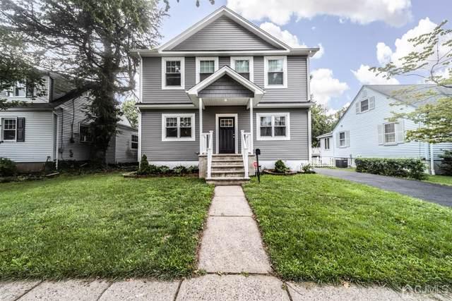 136 S Bucknell Avenue, Woodbridge Proper, NJ 07095 (MLS #2102997) :: William Hagan Group