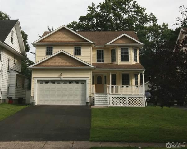 321 Fourth Street, Dunellen, NJ 08812 (MLS #2103383) :: William Hagan Group