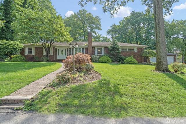 133 Stafford Road, Colonia, NJ 07067 (MLS #2103415) :: The Sikora Group