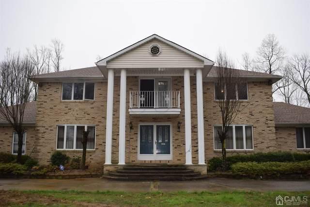 163 Federal Road, Monroe, NJ 08831 (MLS #2103448) :: The Dekanski Home Selling Team