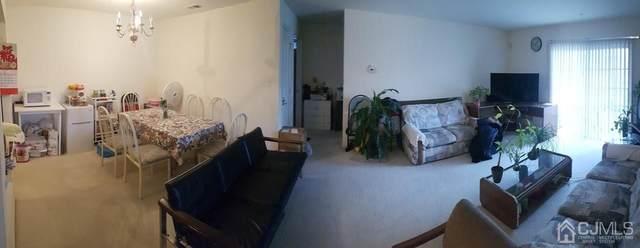 721 Cedar Court #721, New Brunswick, NJ 08901 (MLS #2103558) :: William Hagan Group