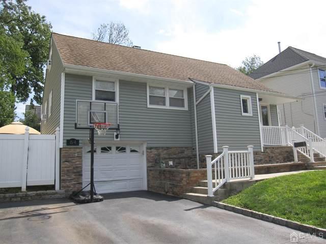 64 Isabelle Street, Menlo Park Terrace, NJ 08840 (MLS #2103698) :: William Hagan Group