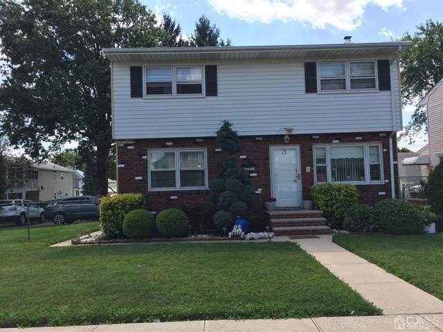 13 Holmes Street, Carteret, NJ 07008 (MLS #2103700) :: The Dekanski Home Selling Team
