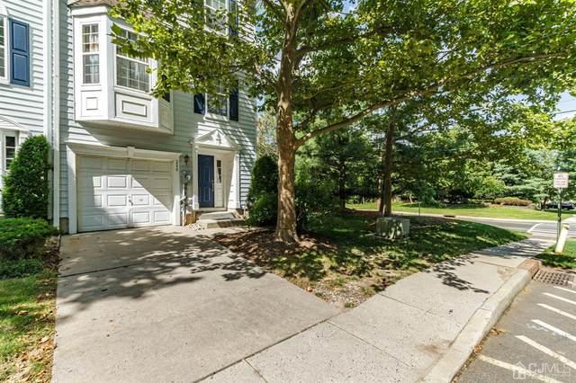 240 William Livingston Court #215, Princeton, NJ 08540 (MLS #2103726) :: The Sikora Group