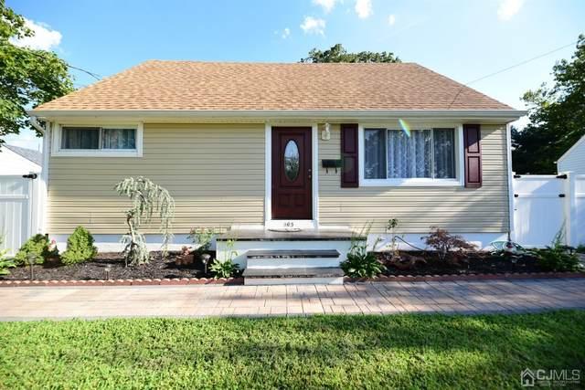 103 Tunison Road, New Brunswick, NJ 08901 (MLS #2103733) :: REMAX Platinum