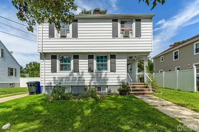 48 Hermann Avenue, Carteret, NJ 07008 (MLS #2103818) :: The Sikora Group