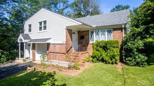 112 Oakland Avenue, Metuchen, NJ 08840 (MLS #2103987) :: The Dekanski Home Selling Team