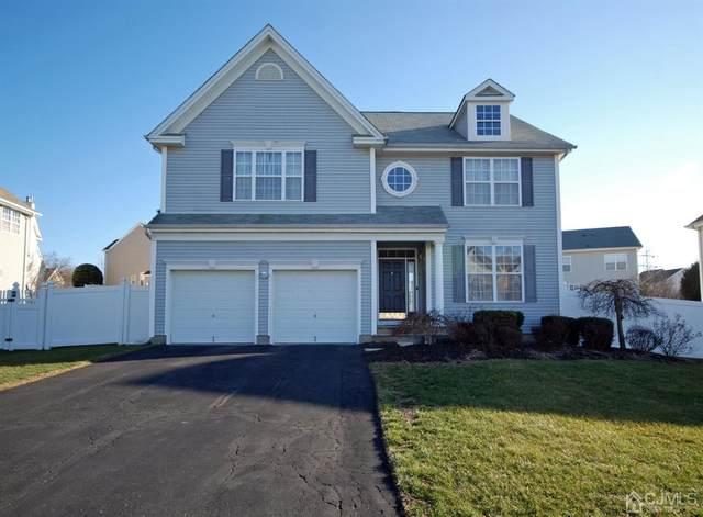 59 Fritz Drive, Sayreville, NJ 08872 (MLS #2104077) :: Provident Legacy Real Estate Services, LLC
