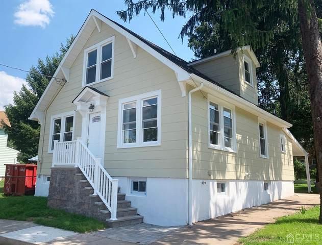 1610 Parker Road, Highland Park, NJ 08904 (MLS #2104233) :: The Sikora Group