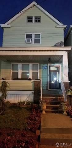 546 Lawrie Street, Perth Amboy, NJ 08861 (MLS #2104364) :: The Sikora Group