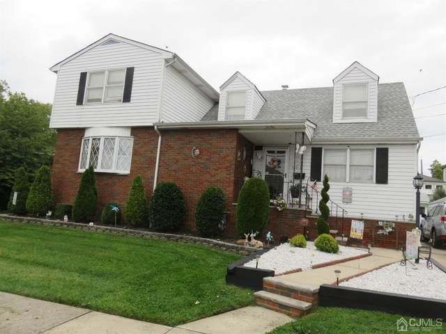 566 Neville Street, Perth Amboy, NJ 08861 (MLS #2104403) :: The Dekanski Home Selling Team