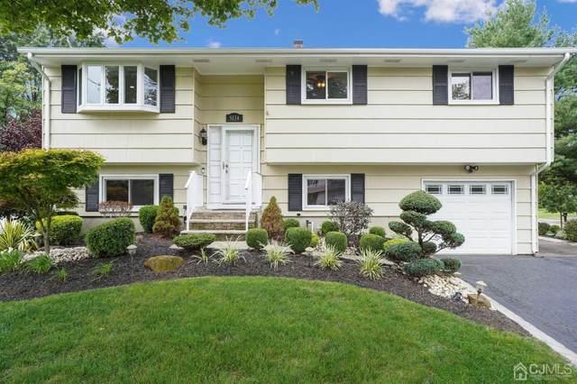 5134 Custer Street, Piscataway, NJ 08854 (MLS #2104425) :: The Sikora Group