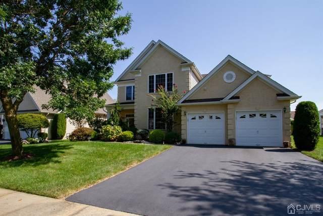 71 Turnberry Drive, Monroe, NJ 08831 (MLS #2104872) :: The Dekanski Home Selling Team