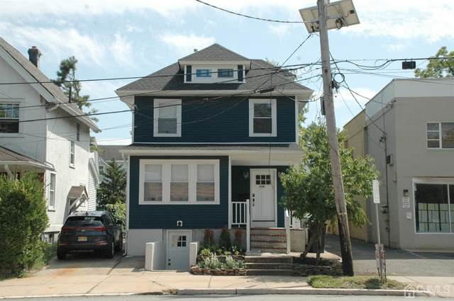 818 Raritan Avenue, Highland Park, NJ 08904 (MLS #2104929) :: William Hagan Group