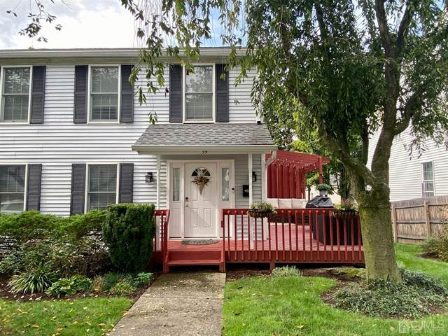 39 Phoenix Avenue, Morristown, NJ 07960 (MLS #2105024) :: Kiliszek Real Estate Experts