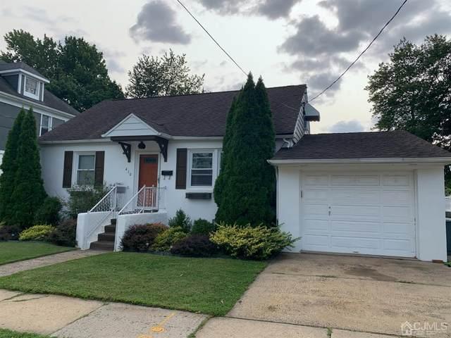 410 S Feltus Street, South Amboy, NJ 08879 (MLS #2105250) :: William Hagan Group