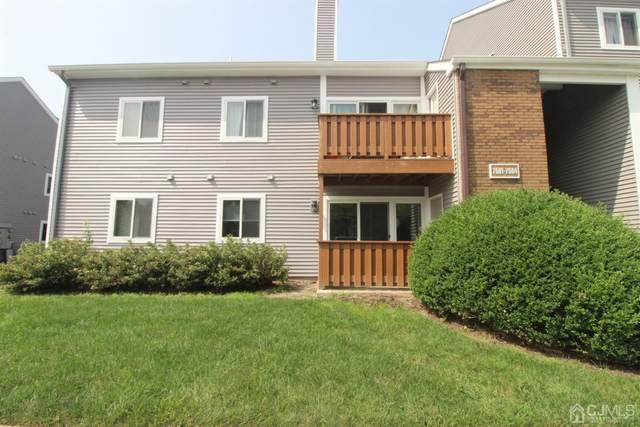 7501 Tamarron Drive #7501, Plainsboro, NJ 08536 (MLS #2105274) :: William Hagan Group