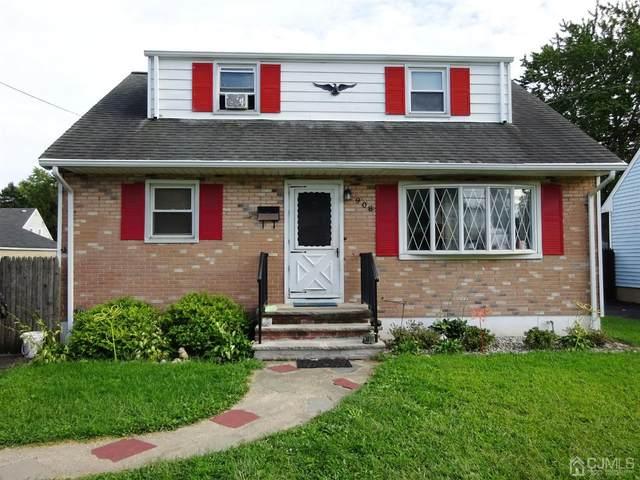 908 Boesel Avenue, Manville, NJ 08835 (MLS #2105343) :: William Hagan Group