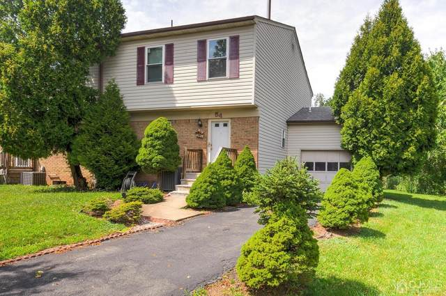 54 Bayberry Close, Piscataway, NJ 08854 (MLS #2105447) :: The Sikora Group