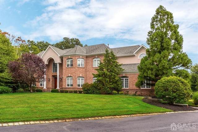 5 Lakeview Drive, Holmdel, NJ 07733 (MLS #2105456) :: Provident Legacy Real Estate Services, LLC