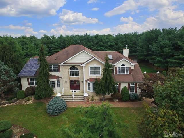 18 Verdi Road, Monroe, NJ 08831 (MLS #2105464) :: Provident Legacy Real Estate Services, LLC