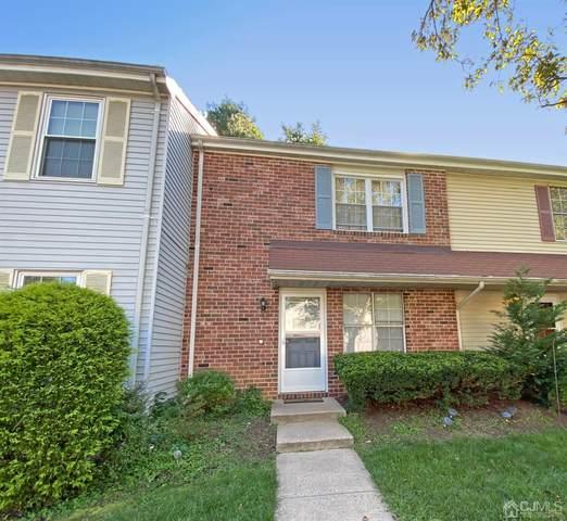66 Morgan Place #66, East Brunswick, NJ 08816 (MLS #2105473) :: RE/MAX Platinum