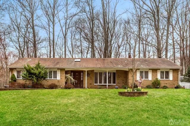 6 Gravel Hill Spotswood Road, Monroe, NJ 08831 (MLS #2105556) :: The Dekanski Home Selling Team