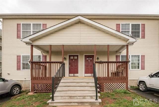 B Hazelhurst Street #2, New Brunswick, NJ 08901 (MLS #2105558) :: REMAX Platinum