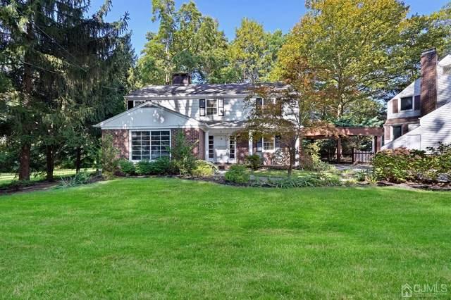 21 Garden Terrace, East Brunswick, NJ 08850 (MLS #2105652) :: The Dekanski Home Selling Team