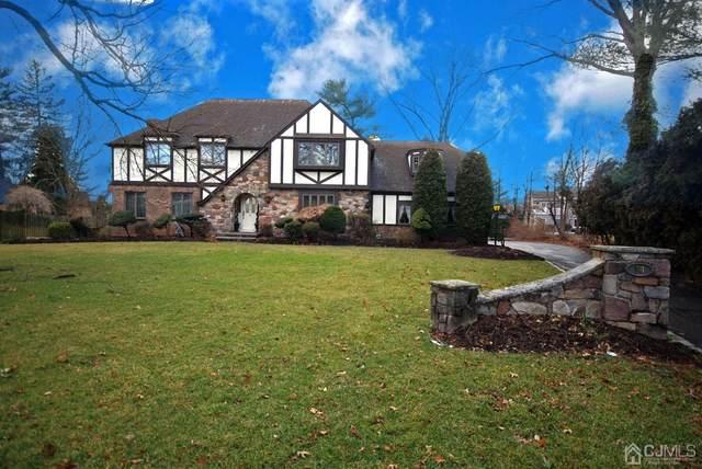 14 Sunset Avenue NE, Edison, NJ 08820 (#2105697) :: Daunno Realty Services, LLC
