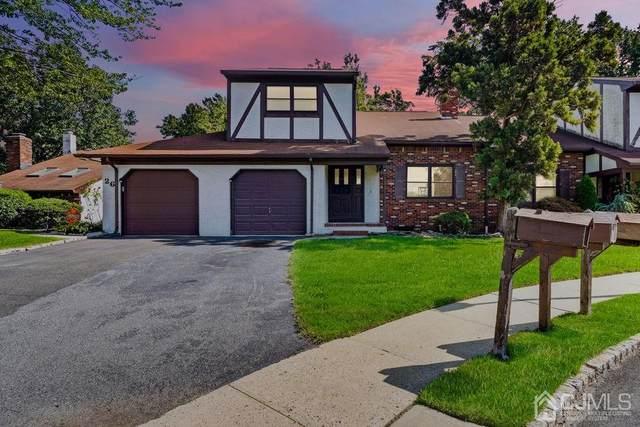25 Cheltenham Place #1025, Sayreville, NJ 08872 (MLS #2105769) :: William Hagan Group