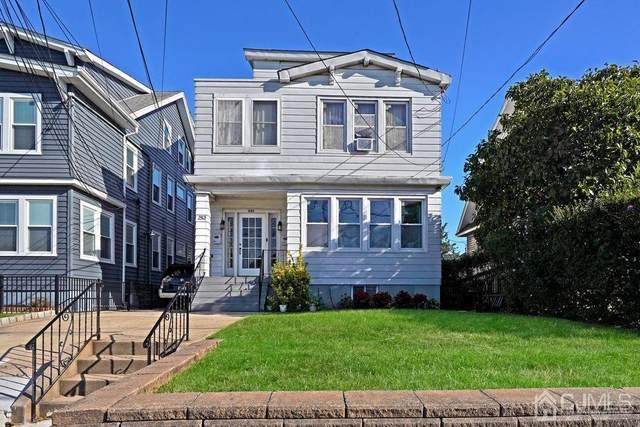 252 Livingston Avenue, New Brunswick, NJ 08901 (MLS #2105825) :: Gold Standard Realty