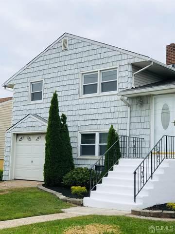 71 Jackson Circle, Carteret, NJ 07008 (MLS #2105869) :: Gold Standard Realty