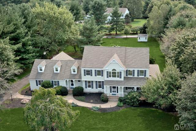 57 Carriage Trail, Montgomery, NJ 08502 (MLS #2105873) :: The Sikora Group