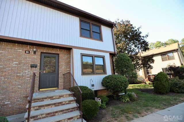 84 Highview Drive #84, Woodbridge Proper, NJ 07095 (MLS #2105906) :: Kiliszek Real Estate Experts