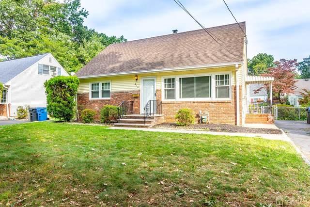 214 Rose Street, Metuchen, NJ 08840 (MLS #2105924) :: The Dekanski Home Selling Team