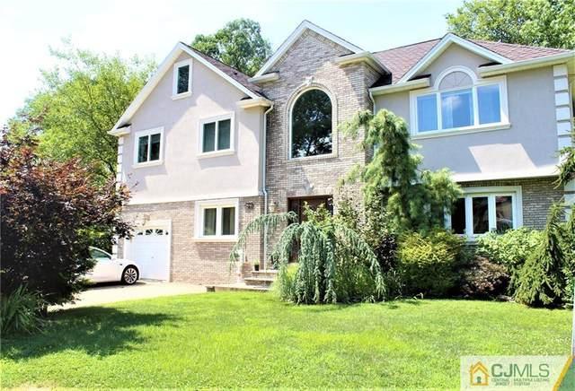111 Gaywood Avenue, Colonia, NJ 07067 (MLS #2105927) :: Provident Legacy Real Estate Services, LLC