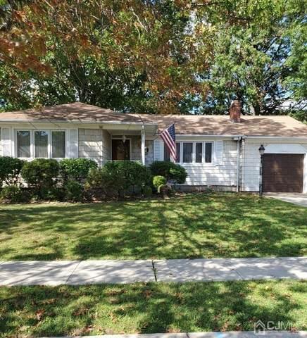 1 Pine Street, Carteret, NJ 07008 (MLS #2105943) :: William Hagan Group