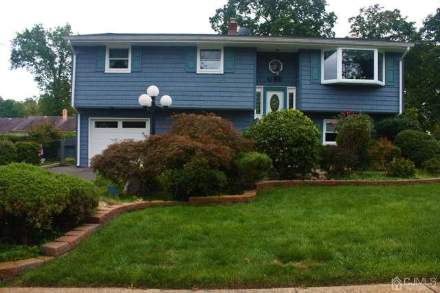 1 Dickerson Drive, Piscataway, NJ 08854 (MLS #2105997) :: The Streetlight Team at Formula Realty