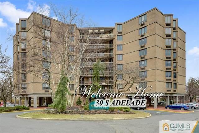30 S Adelaide Avenue 2F, Highland Park, NJ 08904 (MLS #2106018) :: RE/MAX Platinum