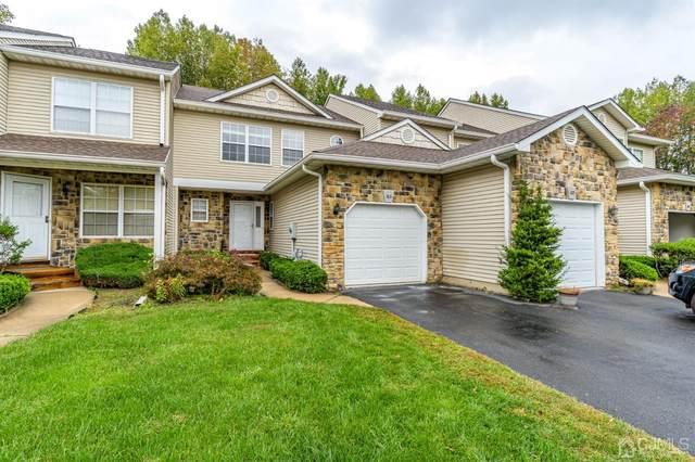 103 Falcongate Drive #103, South Brunswick, NJ 08852 (MLS #2106195) :: William Hagan Group