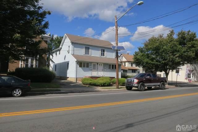 508 North Avenue, Dunellen, NJ 08812 (MLS #2106225) :: William Hagan Group